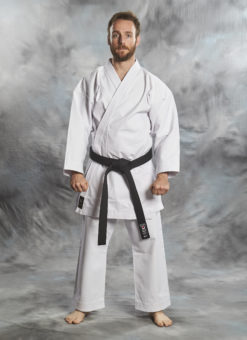 karate gi tsunami gold 14oz para adultos